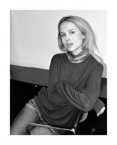 Elin Kling, the office