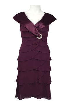 plus size plum dress bridesmaid | ... Evening, Prom, Mother of the Bride and Bridesmaid Dresses and Gowns