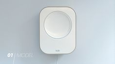 Kūki Air Purifier on Behance