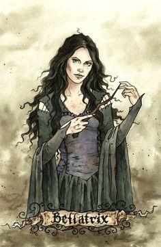 WallPotter: Bellatrix