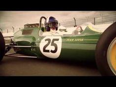 BBC Sport F1 2013   08 British GP   David Coulthard drives Jim Clark's Lotus 25 F1 2013, Sport F1, David Coulthard, Tamiya, Formula One, Bbc, Lotus, British, Youtube