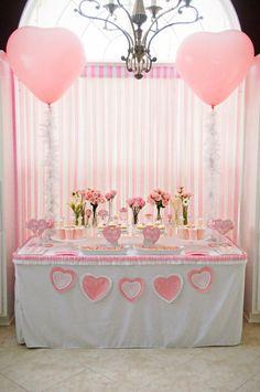 Light Pink & White Ruffled Crepe Streamer Garland - Birthday Party Wedding Decor Supplies Baby Shower Girl Celebration on Etsy, $8.50