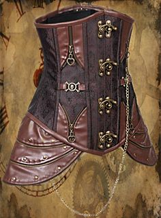 https://www.etsy.com/listing/252198154/steampunk-underbust-corset-goth-corset?utm_source=Pinterest
