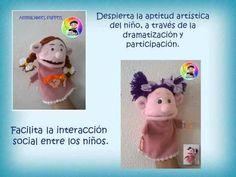 Nuevos y divertidos Guiñolitos (Animaciones Puppets) Crochet Hats, Teddy Bear, Toys, Animals, Lights Camera Action, Hilarious, Artists, Knitting Hats, Activity Toys
