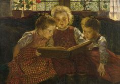 walter firle painter bung pictures   Description Walther Firle The fairy tale.jpg