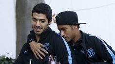 Esta foto de Neymar y Suárez revolucionó al mundo del fútbol por un oculto pero importante detalle