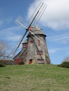 Windmills of the Hamptons, Suffolk County