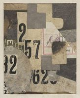 Kurt Schwitters, Mz 426 Figures, 1922