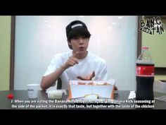 [ENG] 150715 Eating Jin