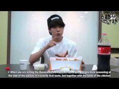 [ENG] 150715 Eating Jin