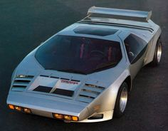 "1985 Vector W2 Twin Turbo, one of the true American Sports cars. Flat 5""aluminum honeycomb floor."