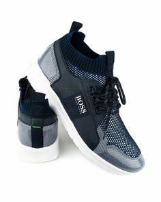 best cheap 7d5f2 65232 Zapatillas Hugo Boss Hombre - Extreme Runn Knit