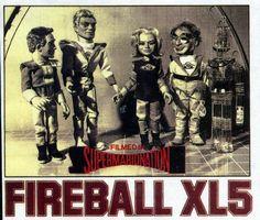 Fireball XL-5 Joe 90, Old Shows, Kids Tv, Vintage Tv, Sci Fi Movies, Teenage Years, Classic Tv, Looks Cool, Favorite Tv Shows