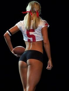 football boudoir photos | Fantasy Football overrated RB | Boudoir session- He. Would. LOVE This!!!!