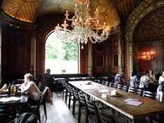 L'Osteria im Künstlerhaus Italian restaurant |  Lenbachplatz 8, Munich