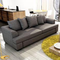 Belfas 3 sz kanapé szürke