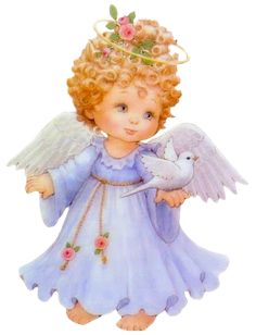 Angel clipart free graphics of cherubs and angels image 2 4 3ce339de4