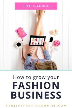 Learn how to grow profitable fashion brand, for anyone who is interested in fashion business and fashion marketing and fashion entrepreneurs, fashion designers, online fashion retailers, fashion business owners.   #sewing #fashionillustration #fashionsketches #fashiondesign Fashion Design Sketches, Fashion Designers, Textiles, Fashion Marketing, Easy Sewing Projects, Sewing For Beginners, Fashion Books, Apparel Design, Courses
