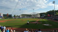 It's a beautiful night for an @erie_seawolves win!!