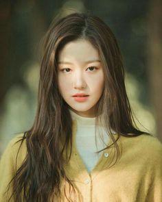 Pretty Korean Girls, Korean Beauty Girls, Asian Beauty, Ulzzang Hair, Ulzzang Korean Girl, Ulzzang Makeup, Shot Hair Styles, Long Hair Styles, Girl Inspiration
