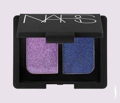 NARS Duo Eyeshadow in Marie-Galante. #Colorblock #Sephora