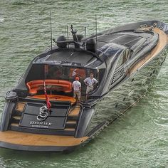 order of business after winning the purchase an XERXSEAS yacht by Pershing and ✌🏼️out! Yacht Design, Boat Design, Super Yachts, Yacht Luxury, Luxury Travel, Bateau Yacht, Yatch Boat, Speed Boats, Motor Boats