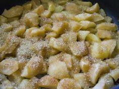 Jak připravit jablečná povidla bez míchání | recept | jaktak.cz Macaroni And Cheese, Oatmeal, Homemade, Breakfast, Ethnic Recipes, Food, The Oatmeal, Morning Coffee, Mac And Cheese