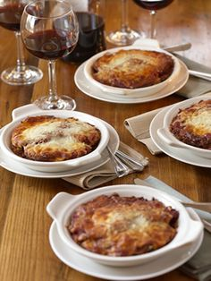 Eggplant Parmesan I The Culinary Institute of America