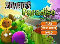 Jugar/Play Plants vs Zombies Bomberman