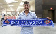Sergio Cidoncha #RealZaragoza