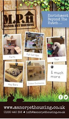 Manor Pet Housing
