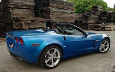 2010 Corvette   Top Autos Revealed 2010 Chevrolet Corvette GS Convertible 4LT 3