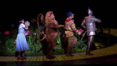 The Wizard of Oz - We're Off To See The Wizard