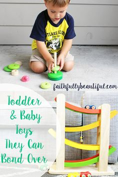 Toys for Toddlers & Babies & beyond! Tender Leaf Toys   Faithfully Beautiful