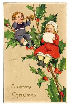 vintage christmas catalogues | Christmas : Eyedeal Postcards, Vintage Postcards and Figurines Online