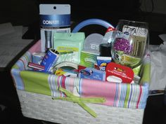 Bridal Shower Gift - Wedding emergency kit