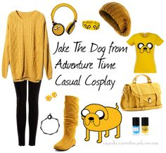 Cosplay Every Day: jake the dog - adventure time