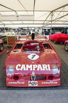 Alfa Romeo at Goodwood Festival 2013 | Flickr - Photo Sharing!