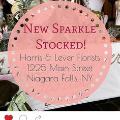 Stop Buy & Say Hi!! #Sparkle#mainstreet #jewelry
