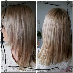 Matte blond tint #Kadus