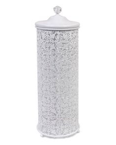 Taymor Lace 3-Roll Tissue Holder is on Rue. Shop it now.