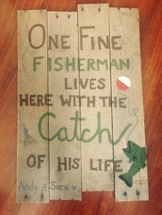 DIY, cute ideas to do for your boyfriend! Crafts, love, fisherman