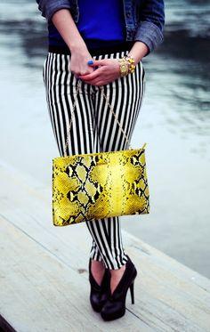Interesting purse