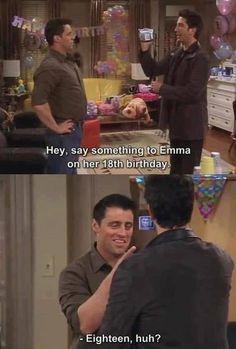 Lol. Joey!