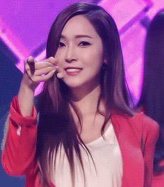 Jessica Jung - Mr Mr Performance GIFs | Beautiful Korean Artists