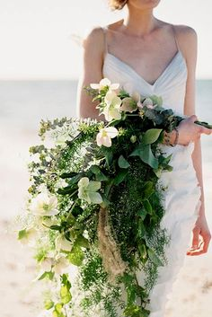 Wedding Greenery - Most Popular Ideas For 2017 ❤ See more: http://www.weddingforward.com/wedding-greenery/ #wedding