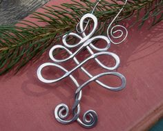 Celtic Tree Ornament  Christmas Ornament  by nicholasandfelice, $ 15.50