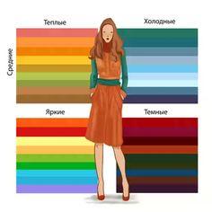 цветотип-осень картинка