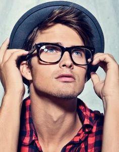 #hipster #glasses #bowler