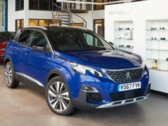 New Peugeot 3008 and 5008 GT Line Premium trim launched